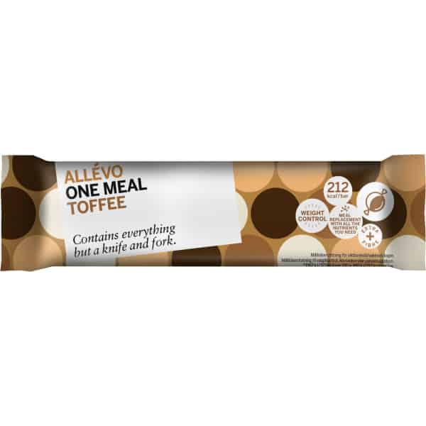 Allévo One Meal Bar Toffee 1 st