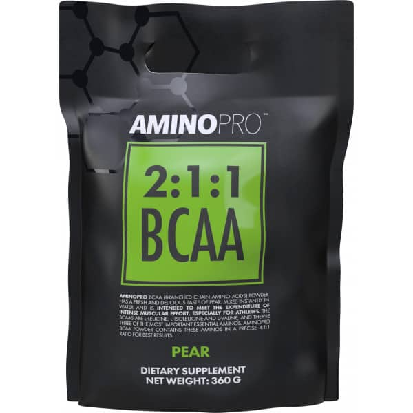 Aminopro BCAA Powder Pear Bas 360 g