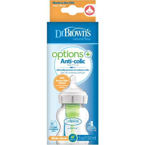 Dr.Brown Option+ Anti-Colic Bottle 150 ml
