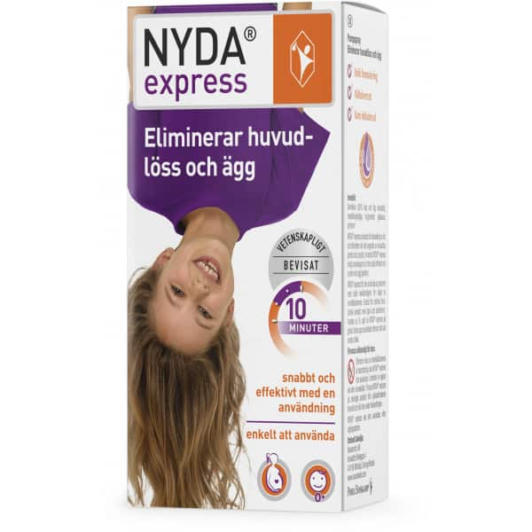 NYDA Express Lusmedel 50 ml