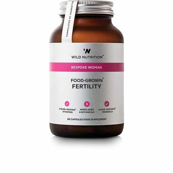 Wild Nutrition Fertility Women 60 st