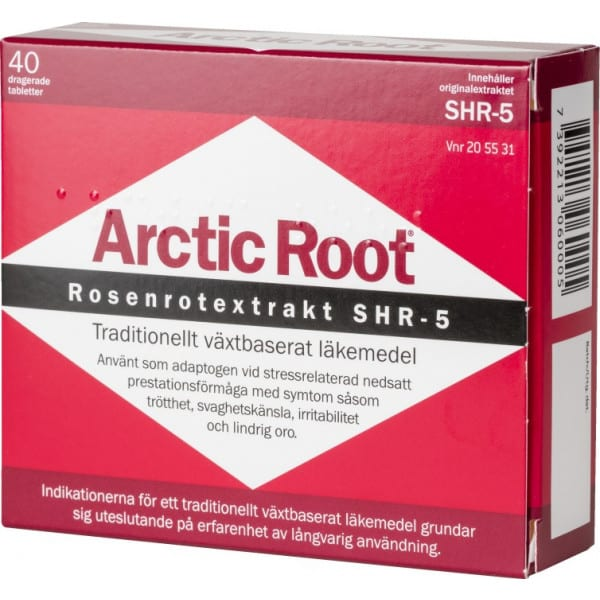 Arctic Root tabletter, 40 st