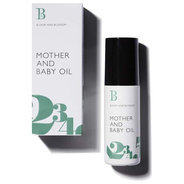 Bloom & Blossom Mother and Baby Oil 100 ml