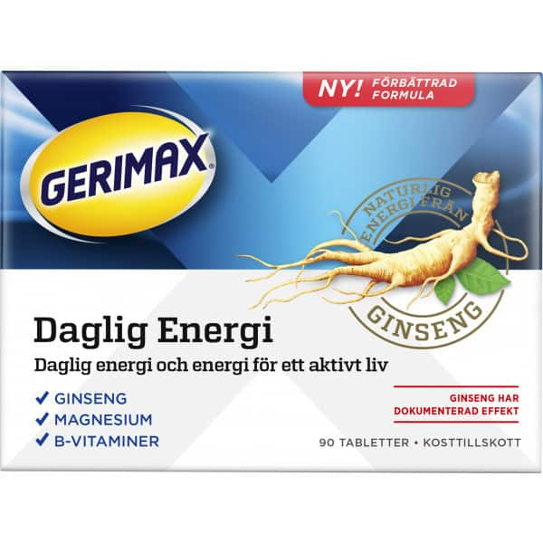 Gerimax Daily energy 90 st