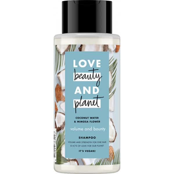 Love Beauty And Planet Shampoo Volume And Bounty 400 ml
