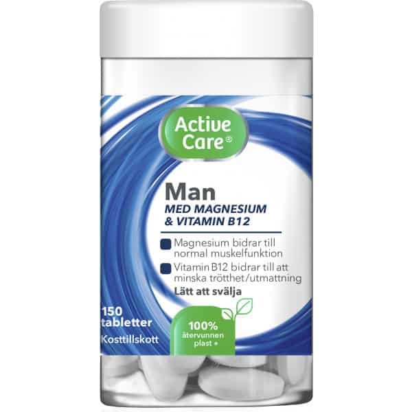 Active Care Man 120 st