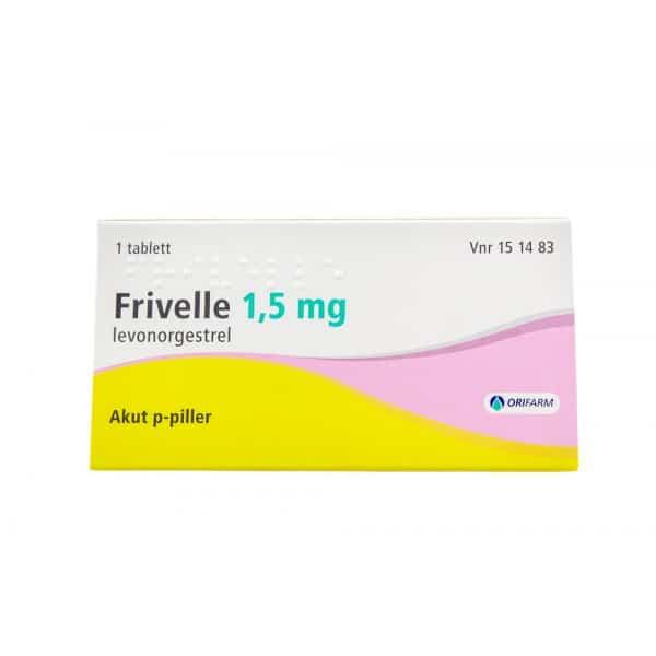 Frivelle 1,5 mg 1 tablett